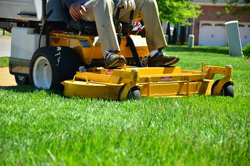 lawn and garden guide for mowing